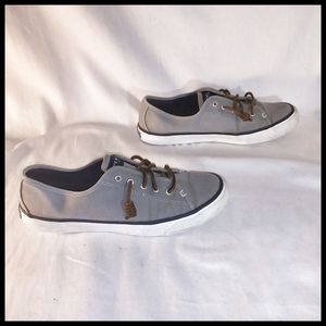 Sperry Gray Sneakers